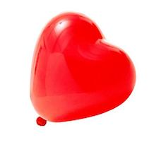 globos de corazón