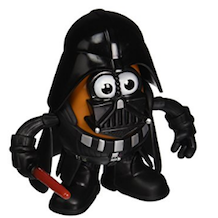 Mr Potato Star Wars