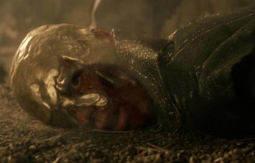 muerto por el oro