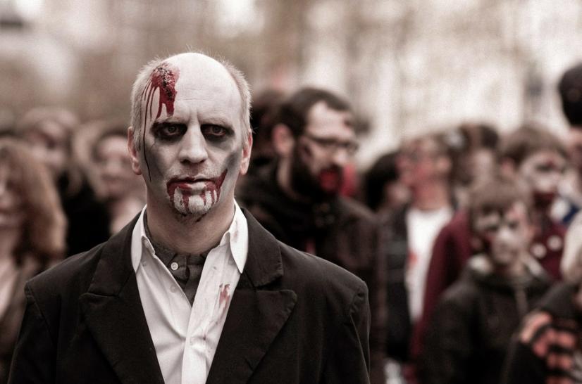 zombie feo