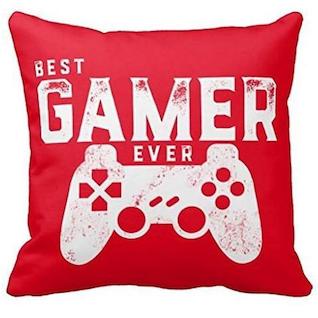 cojín gamer